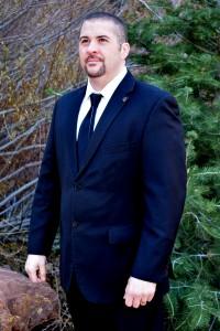 <b>Funeral services </b> <br>Black suit, black tie